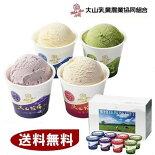 ギフトアイスクリーム送料無料大山乳業大山みるく畑