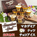 アイスクリーム ギフト 送料無料 ハワイアンホースト マカデミアナッツチョコアイス グルメ 人気 プレゼント 御祝 お返し