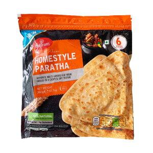 【クール便配送】【HOME STYLE PARATHA360g】【HALDIRAM】ホームスタイル パラタ【パラタ】【インドのパン】【インドの食品】【冷凍食品】ハルディラム(6枚入り)360G