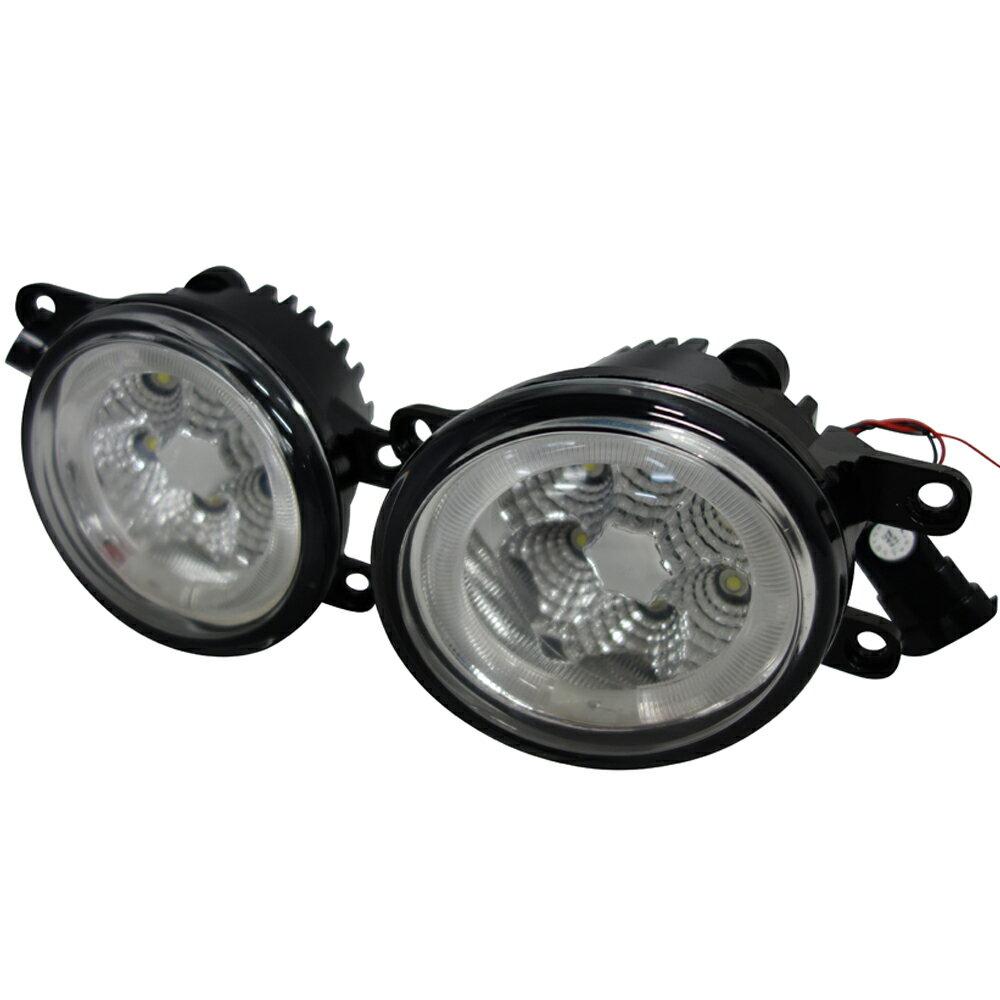 ライト・ランプ, フォグランプ・デイランプ LED ZGE20 WISH() H21.4- 36W