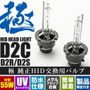 ML21S ルークス 極 D2C(D2S/D2R兼用) 純正HID交換バルブ 2本セット 55W 2