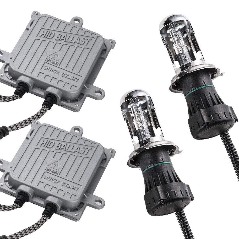 ライト・ランプ, ヘッドライト TJTF HID H4 HiLo 35W 55W