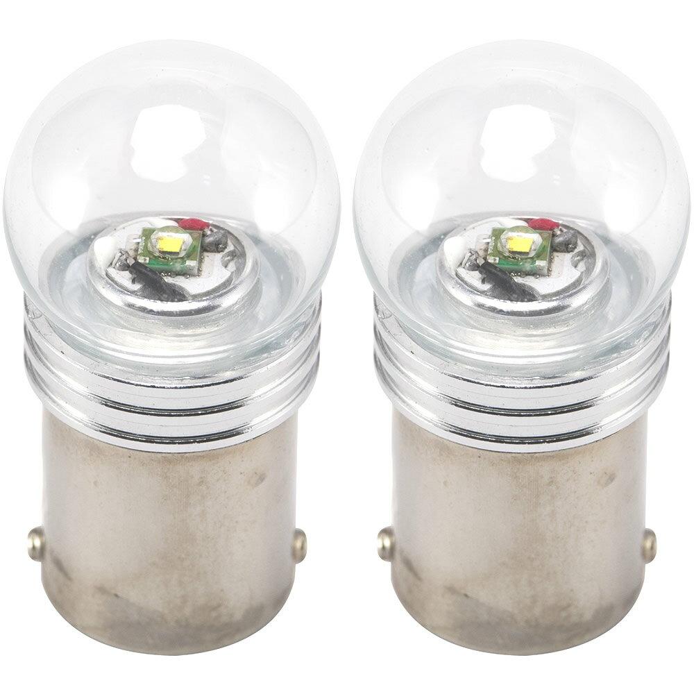 ライト・ランプ, LED CREE5W S13 180SX H1.4-H10.12 G18BA15s CREE LED 5W 2