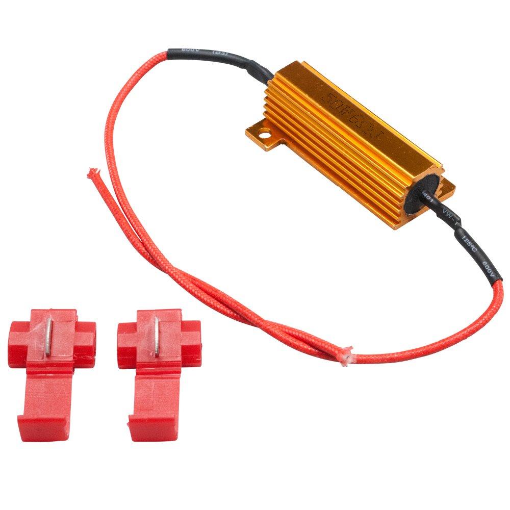 ライト・ランプ, ウインカー・サイドマーカー E51 1 50w6