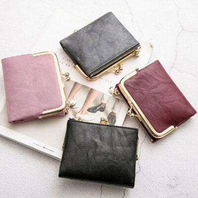 がま口の人気ミニ財布