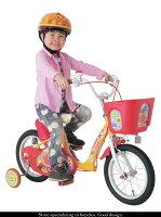 自転車子供用自転車14インチ1405それいけ!アンパンマン14子ども用自転車プレゼントに最適完成車でお届け
