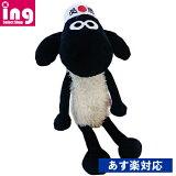 NICI ニキ ひつじのショーン Shaun the Sheep STS ショーン クラシック ハチマキ 25cm