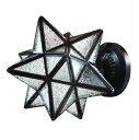 ウォールランプ(アイアン・インテリア照明・星型) INK-100102...