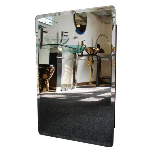 ミラーキャビネット片開きタイプ 812(鏡・洗面化粧台棚・収納・鏡扉)
