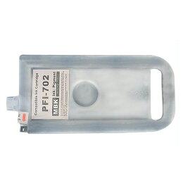 PFI-702MBK(顔料マットブラック)キャノン[CANON]互換インクカートリッジ