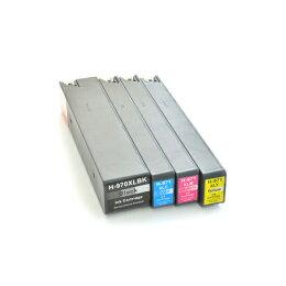 HP970+971XL(4色マルチパック大容量)ヒューレット・パッカード[HP]互換インクカートリッジ