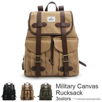 最受歡迎的經典旅行 A4 高容量通勤書包書包包袋黑色米色卡其色軍事休閒背包男士背包女式背包的背包帆布材料