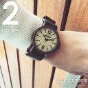 腕時計 メンズ ミリタリーウォッチ レザー 革 バウンサー BOUNCER ビジネス カジュアル アナログ腕時計 ケース付き ブラック 黒 ブラウン ビンテージ風 アンティーク