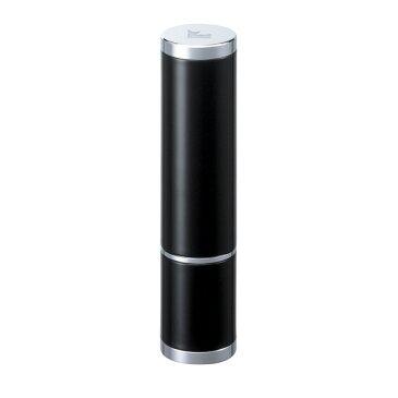シャチハタ・Xスタンパー・ネーム9Vivo・ヴィーボ・ブラック・ネーム印9.5mm(別注品・Aタイプ)[Shachihata・Xstamper・TKV-A2]/商品コード:46302