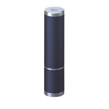シャチハタ・Xスタンパー・ネーム9Vivo・ヴィーボ・メタリックブルー・ネーム印9.5mm(別注品・Bタイプ)[Shachihata・Xstamper・TKV-A5]/商品コード:46305
