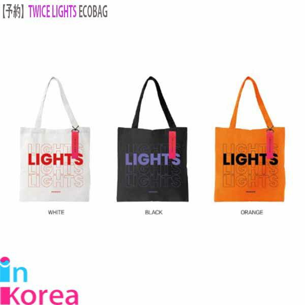 バッグ, エコバッグ TWICE (3) TWICE ECO BAG K-POP TWICE LIGHTS WORLD TOUR 2019 OFFICIAL GOODS