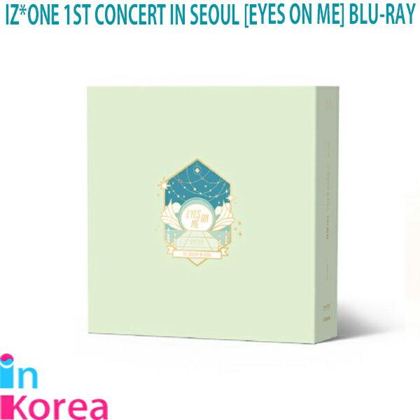 韓国(K-POP)・アジア, 韓国(K-POP)・アジア 1IZONE 1ST CONCERT IN SEOUL EYES ON MEBLU-RAY K-POP IZONE PRODUCE48