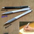 3本セット*アメリカの直輸入*【PaperMate】アメリカの安くて書きやすいボールペン3本セットインクブラック黒MEDIUMPOINTインク太中字1.0mm安い書きやすい