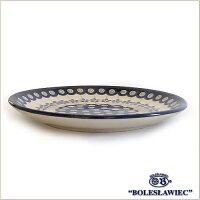[Boleslawiec/ボレスワヴィエツ陶器]プレート19cm(平皿)-166