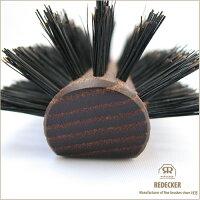 [REDECKER/レデッカー]サーモウッドのハーフラウンドヘアーブラシ(猪毛)