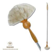 [REDECKER/レデッカー]アンティークでお洒落なハタキ120cmロングタイプ(山羊毛)