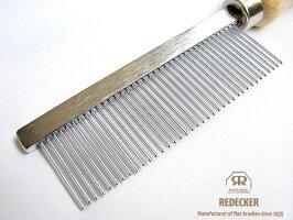 [REDECKER/レデッカー]ブラシのお手入れ用コーム