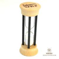[REDECKER/レデッカー]砂時計の歯磨きタイマー(ブラック2分計)