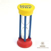 [REDECKER/レデッカー]砂時計の歯磨きタイマー(ブルー2分計)