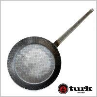 [turk/ターク]鉄製フライパン28cmロースト用