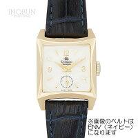 ロゼモン腕時計NostalgiaRosemontN007-YW-ENVゴールド/ブラック(ベルト)