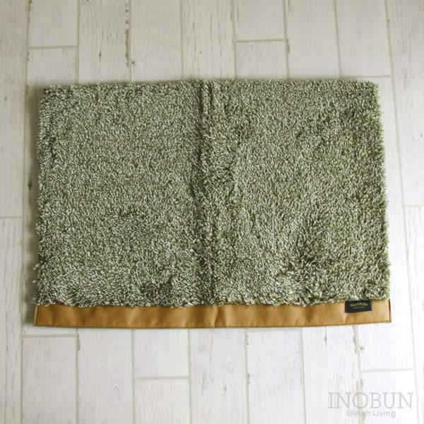 洗える ワードローブ 玄関マット 50 x 70cm GR