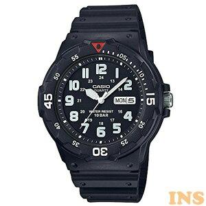 メンズ アナログ 腕時計 ブラック MRW-200HJ-1BJFCASIO スタンダード チプカシ アナログ時計 10気圧防水 カシオ 【D】【B】
