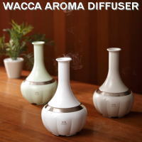 【送料無料】精油よりどり3本付き魔法のつぼ!?香りのワッカを楽しもう♪CERAMIC WACCA AROMA ...
