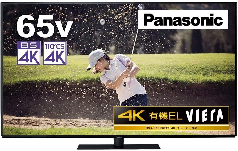TV・オーディオ・カメラ, テレビ  65V 4K EL VIERA TH-65GZ1000 Dolby Atmos(R)