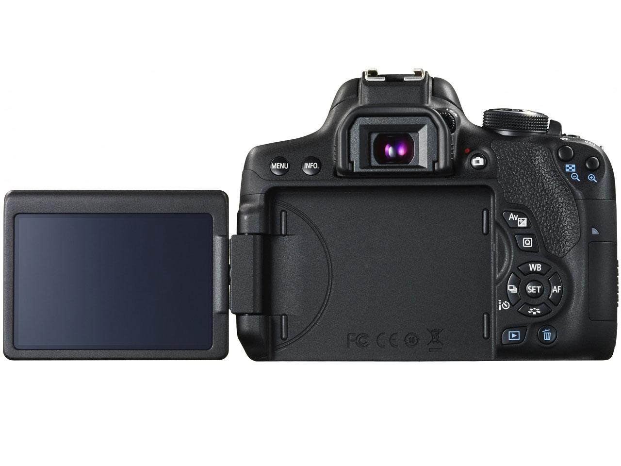 Canon デジタル一眼レフカメラ EOS Kiss X8i ボディ 2420万画素 EOSKISSX8I キヤノン イオス