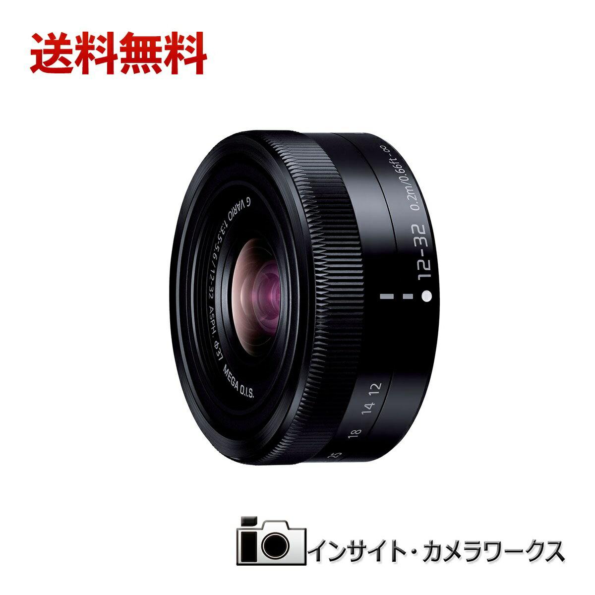 パナソニック『LUMIX G VARIO 12-32mm / F3.5-5.6 ASPH(H-FS12032)』