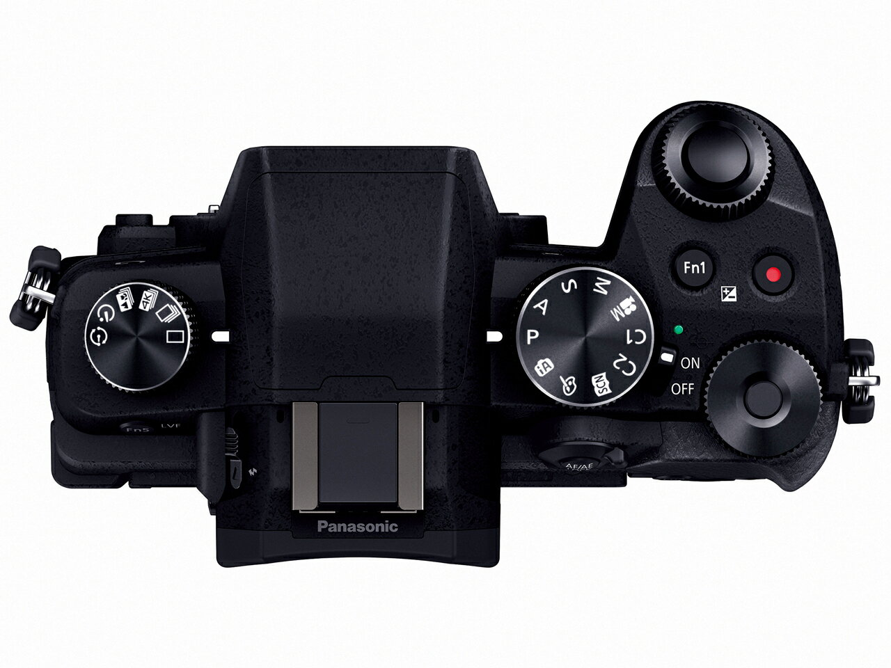 Panasonic LUMIX ミラーレス一眼カメラ G8 ボディ 1600万画素 ブラック DMC-G8-K パナソニック ルミックス