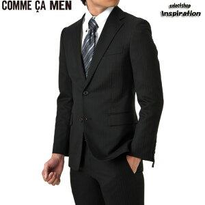 コムサメン(COMME CA MEN)スーツ ストライプスーツ《コムサメン/COMME CA MEN/スーツ/正規品...