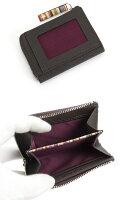 ポールスミス財布小銭入れコインケースパスケース付き茶PaulSmithpsk862-71メンズ紳士