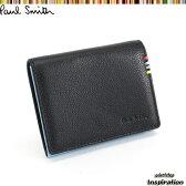 ポールスミス Paul Smith 財布 小銭入れ コインケース 黒 psu001-10 ブラック メンズ 紳士