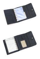 展示品箱なしポールスミスPaulSmith手帳システム手帳カード&パスケース付きネイビーpwu456-30レディース婦人