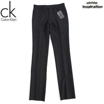 <クーポン配布中>カルバンクライン パンツ スラックスパンツ 890 濃灰 Calvin Klein ya6901-175 ビジネス メンズ 紳士