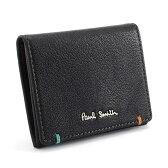 ポールスミス 財布 小銭入れ コインケース 黒 Paul Smith psu750-10 ブランド メンズ 紳士