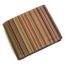 <クーポン配布中>ポールスミス 財布 二つ折り財布 マルチ ...