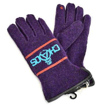 <クーポン配布中>ヴィヴィアンウエストウッド 手袋 紫(パープル) Vivienne Westwood ACCESSORIES 347vw35523083 メンズ 紳士