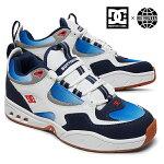 【DC Shoe×BUTTER GOODS】THE KALIS OGカラー:NAVディーシー カリスバターグッズスケートボード スケボーシューズ 靴 スニーカーSKATEBOARD SHOES