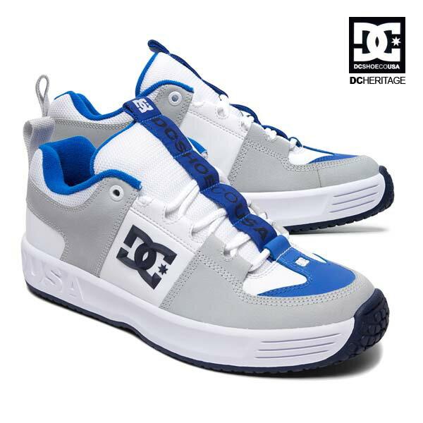【DC Shoe】THE LYNX OG<the DC Heritage Collection>カラー:WBL【ディーシー】【スケートボード】【シューズ】