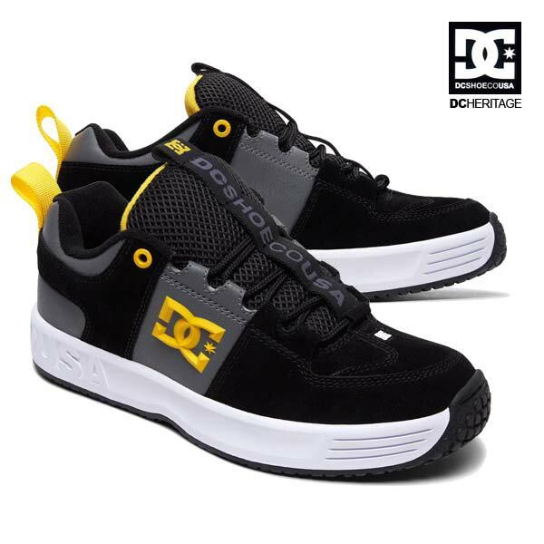 【DC Shoe】THE LYNX OG<the DC Heritage Collection>カラー:XKKS【ディーシー】【スケートボード】【シューズ】