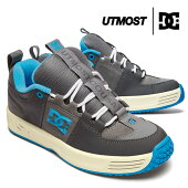 【DC Shoe×UTMOST】THE LYNX OG カラー:ice blue/charcoal(IC1) ディーシー アットモスト リンクス オージー スケートボード スケボーシューズ 靴 スニーカー SKATEBOARD SHOES
