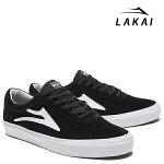 【LAKAI】SHEFIELD カラー:black suede 【ラカイ】【スケートボード】【シューズ】